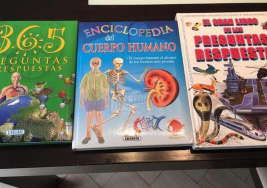Lote enciclopedias infantiles