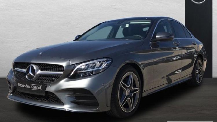 Mercedes-benz clase c lase 200 d berlina
