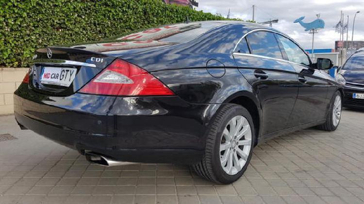 Mercedes-benz clase cls 350cdi aut. libro garantía nacional