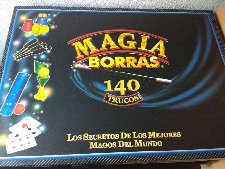 Magia borras 140 juegos