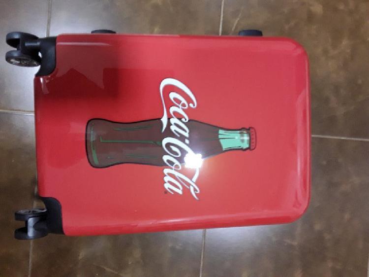 Maleta trolley coca cola nueva
