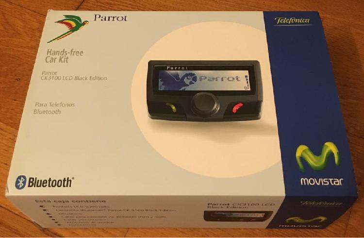 Manos libres bluetooth parrot ck3100 pantalla lcd