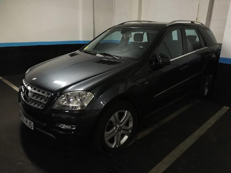 Mercedes benz ml 300 cdi 4m be edición limitada
