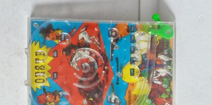 Mini pinball de carneado juguetes made in spain