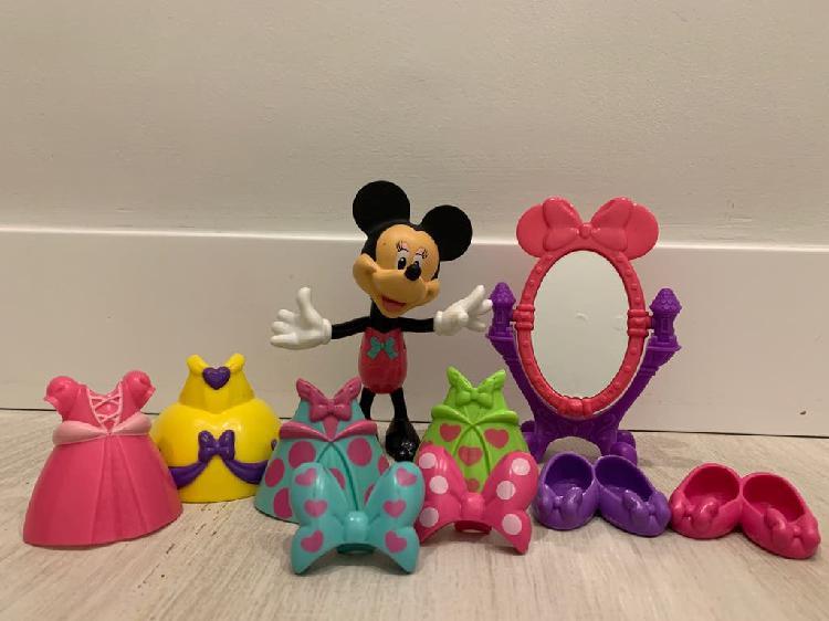 Minnie mouse para vestir
