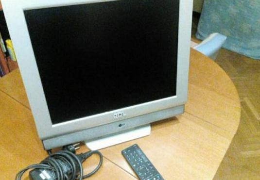 Monitor y tv pantalla tft