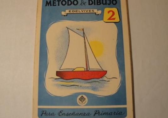 Método de dibujo 2.edelvives. 1960