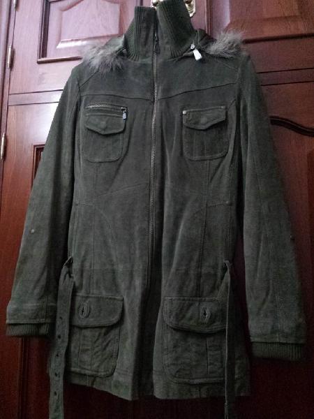 Nuevo abrigo piel