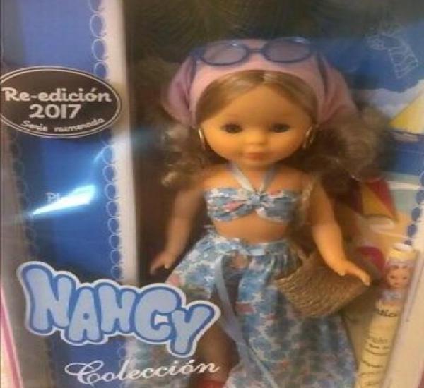 Nancy reedicion modelo playa. completa nueva sin sacar de la