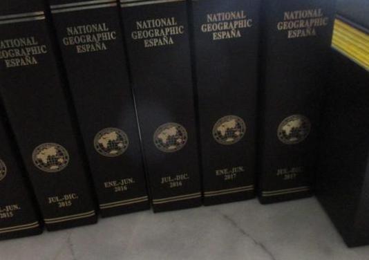 National geographic completa (españa)
