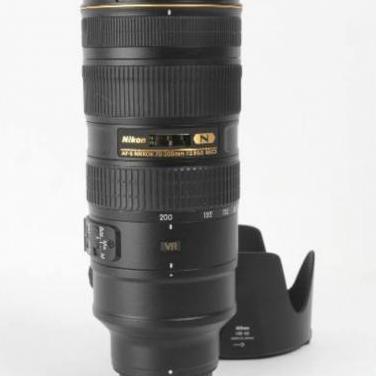 Objetivo nikon af-s nikkor 70-200mm f/2.8g vr ...