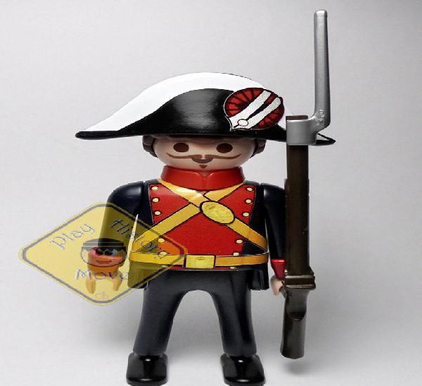 Playmobil custom ☆ policia ☆ guardia civil - uniforme