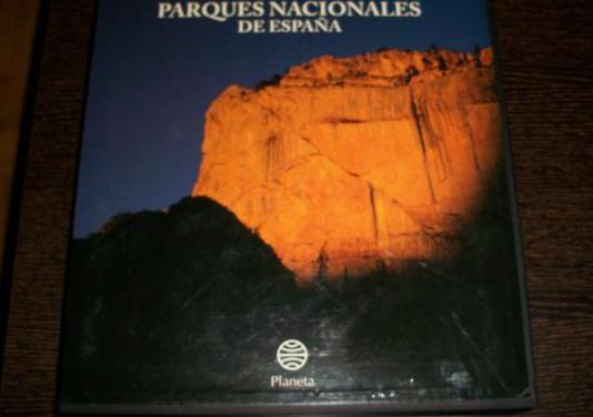 Parques nacionales de españa (2 vol en caja