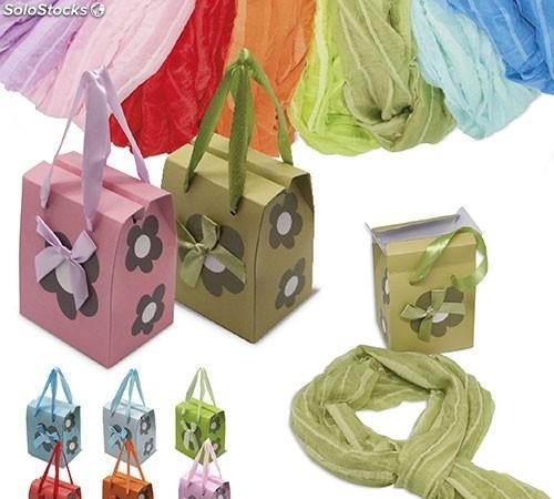 Pashmina pack de 8 piezas