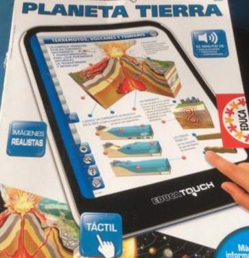 Planeta tierra (educa touch)