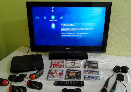 "Ps3 buzz tv hd lg 37""ascao no negocio"