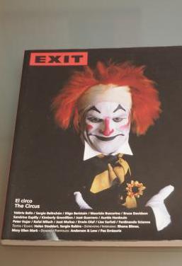 Revista exit nº 39 el circo