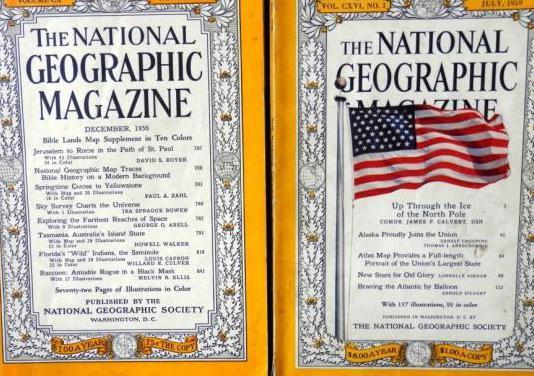 "Revistas ""national geographic"""