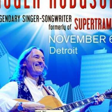 Roger hodgson - live detroit 2014 (2cd)