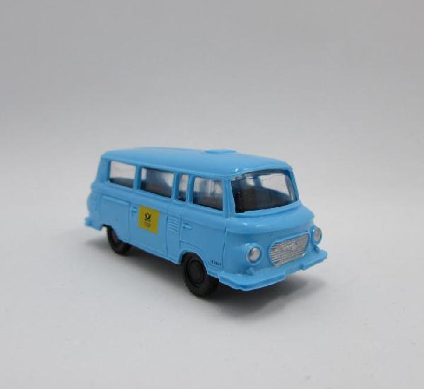 S.e.s barkas b-1000 1961-1991 furgoneta. escala 1/87 h0