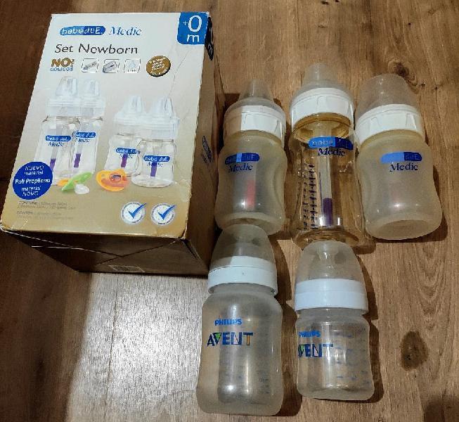 Set de recien nacido babydue biberones