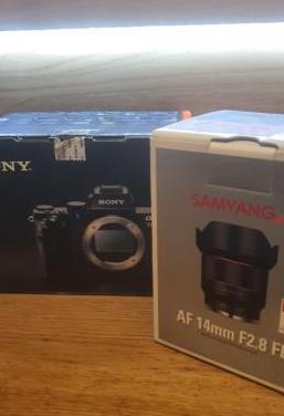 Sony a 7 ii 14mm f 2.8 samyang af