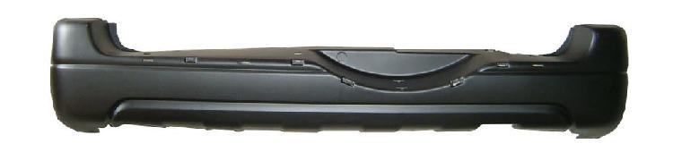Suzuki grand vitara 01-03 paragolpes trasero impri