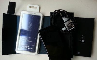 Samsung galaxy note 9 512 gb. sin estrenar. comprado en el