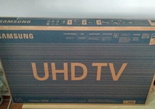 Samsung smart tv 55 pulgadas 4k nueva solo hoy 300