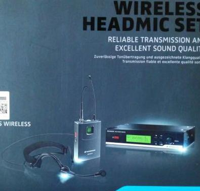 Sennheiser inalarmbrico headset