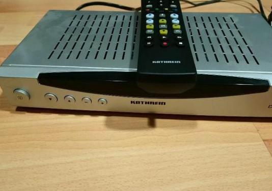 Sintonizador tdt mando cables