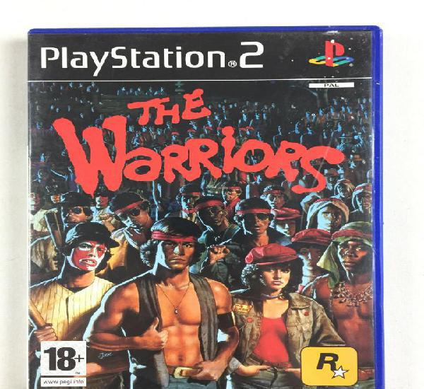 The warriors ps2 playstatio n2