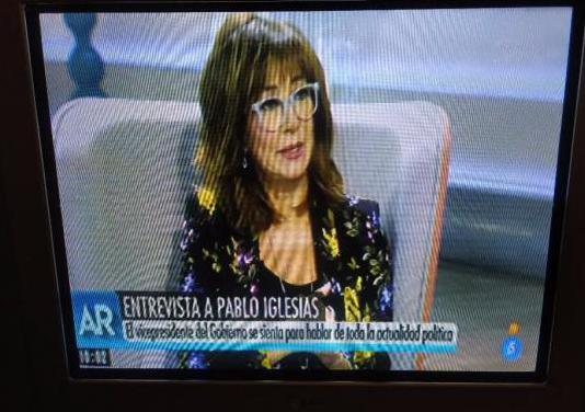 "Tv lg flatron 29"" 100 hz"