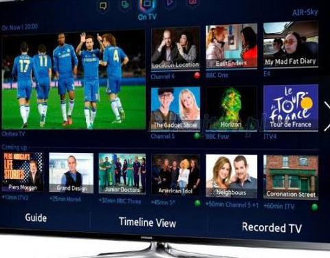 Tv samsung 32 smart tv full hd
