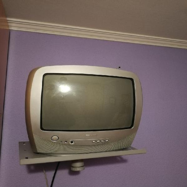 Televisión phillips 14 pulgadas