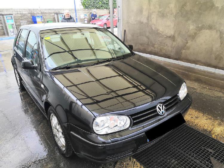 Volkswagen golf iv gti 1.8 150 cv
