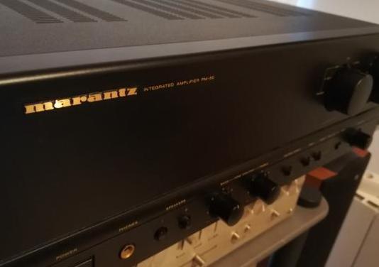 Amplificador marantz pm-50