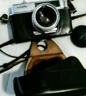 Cámara fotográfica vintage