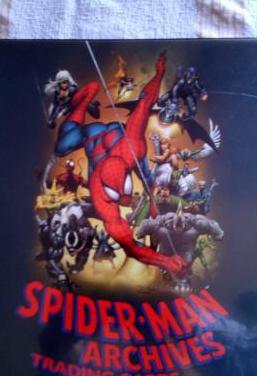 Coleccion completa master set spiderman