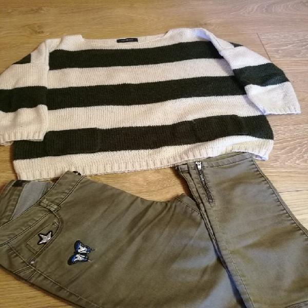 Conjunto pantalón+ jersey