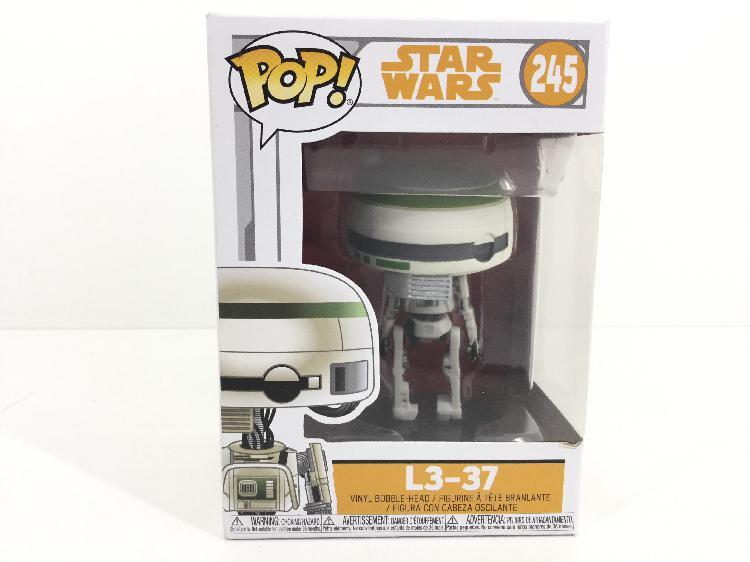 Figura accion funko star wars 245 l3-37