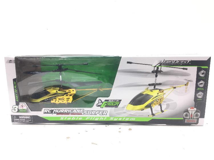 Helicoptero radiocontrol otros rc hurricane surfer