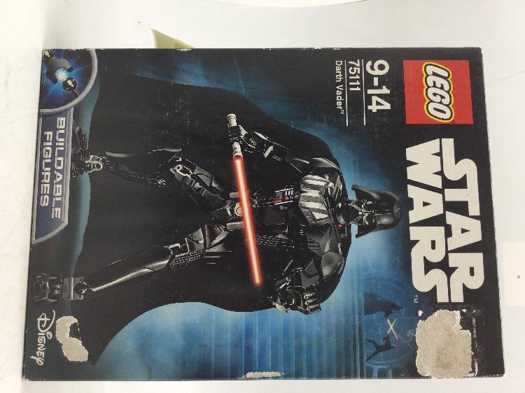 Juego de construccion lego lego 75111 star wars darth vader