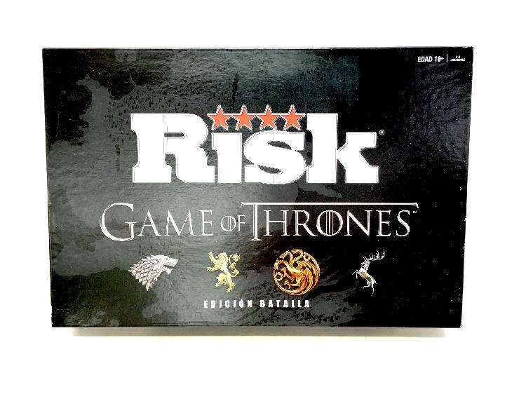 Juegos de mesa hasbro risk juego de tronos edicion batalla
