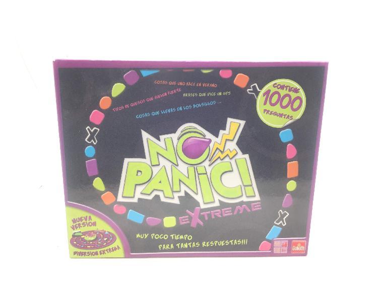 Juegos de mesa otros no panic