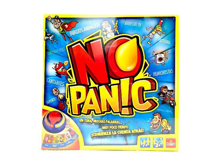 Juegos de mesa otros no panic 70336