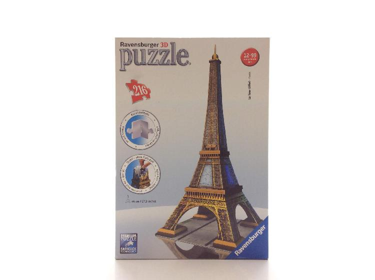 Juegos de mesa otros puzzle 3d