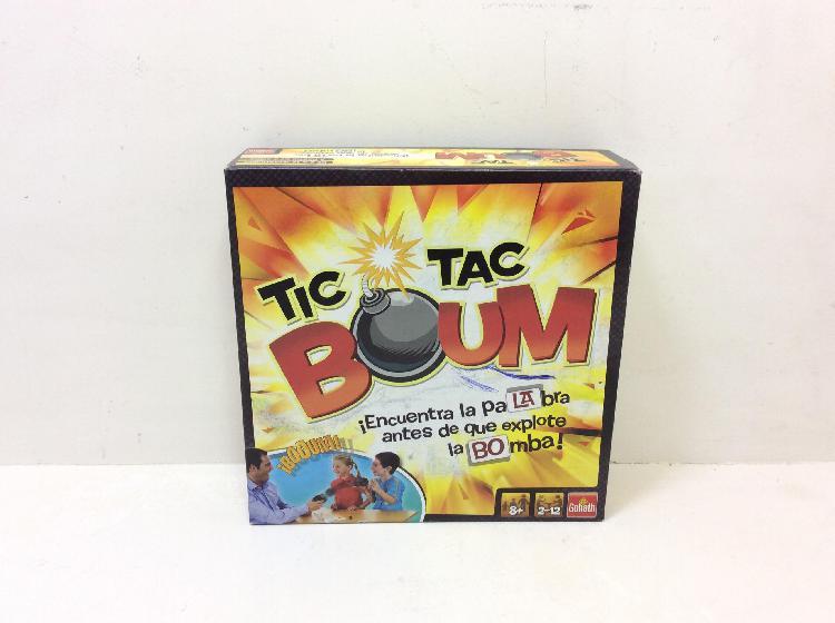 Juegos de mesa otros tic tac boum
