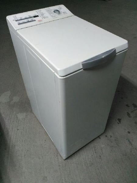 lavadora carga superior AEG