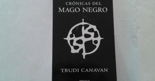Libro crónicas del mago negro